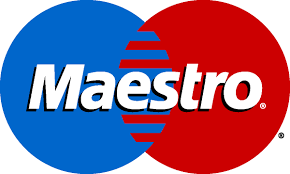 Platba kartou Maestro